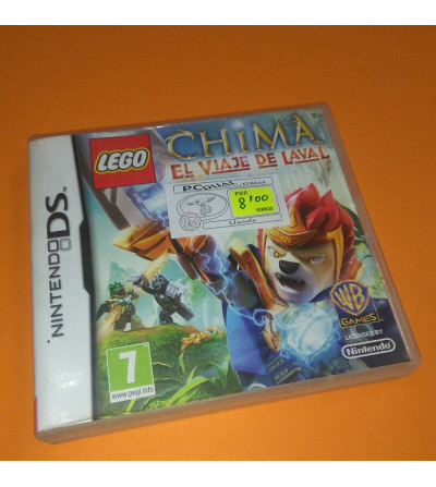 LEGO CHIMA EL VIAJE DE LAVAL