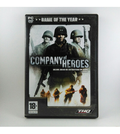 COMPANY OF HEROES GAME OF...