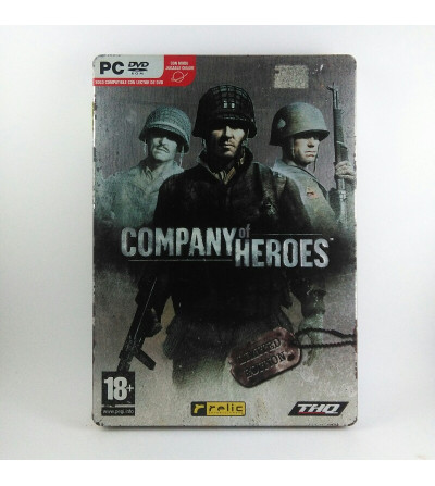 COMPANY OF HEROES LIMITED...