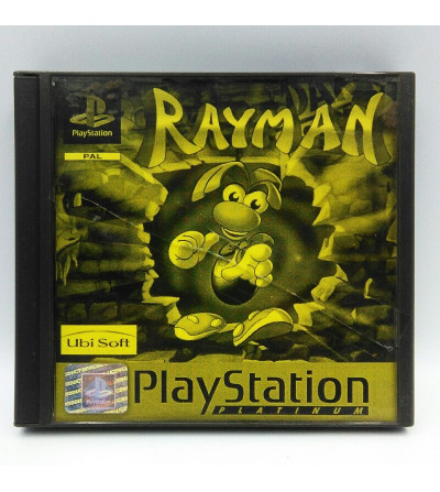 RAYMAN - PLATINUM