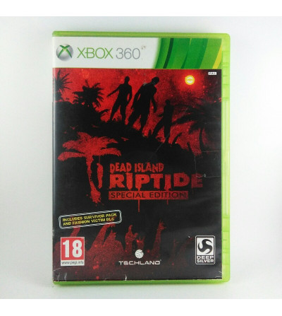 DEAD ISLAND RIPTIDE SPECIAL...