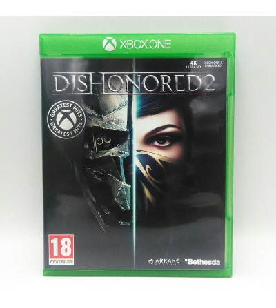 DISHONORED 2 - GREATEST HITS