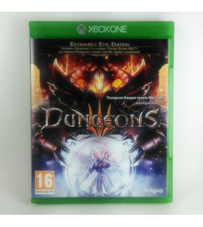 DUNGEONS III EXTREMELY EVIL...