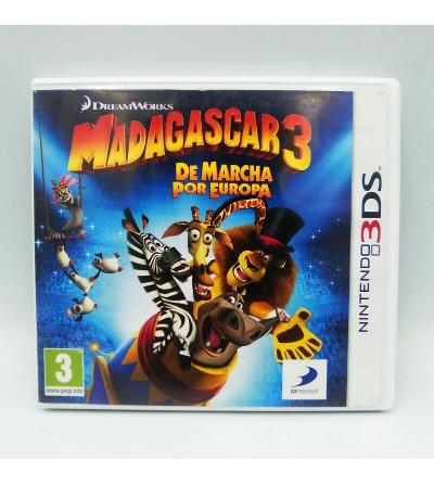 MADAGASCAR 3 DE MARCHA POR...