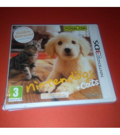 NINTENDOGS + CATS GOLDEN...