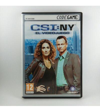 CSI: NY EL VIDEOJUEGO