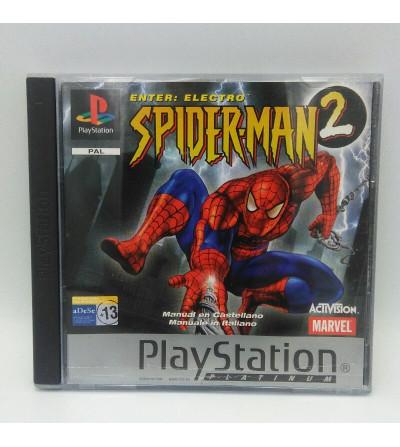 SPIDER-MAN 2 ENTER: ELECTRO...