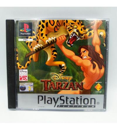TARZAN DISNEY - PLATINUM