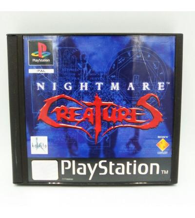 NIGHTMARE CREATURES -...