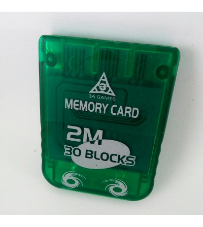 MEMORY CARD 2MB 30BLOQUES...